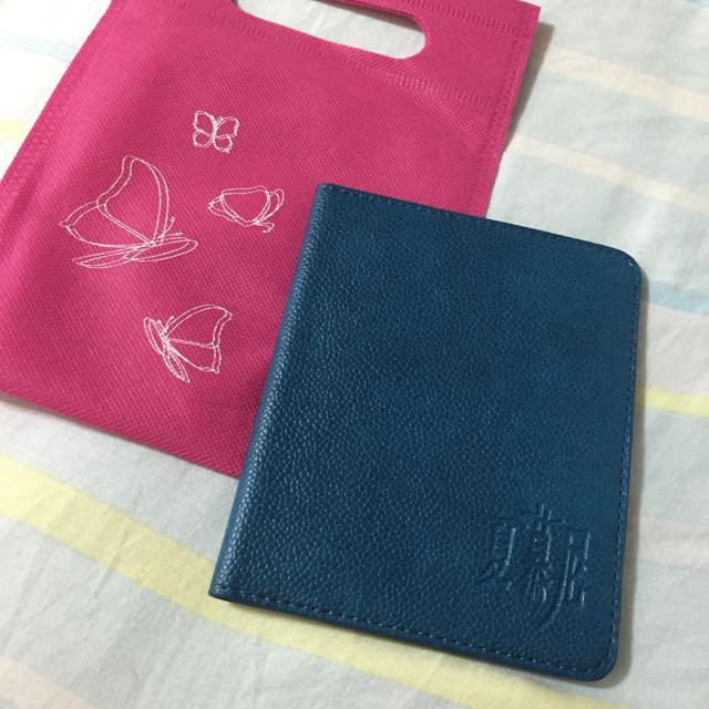 免運✨高質感護照套
