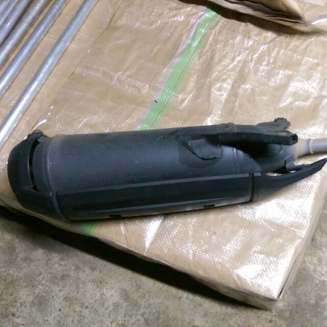 勁戰 2,3代 噴射用 ㊣原廠排氣管