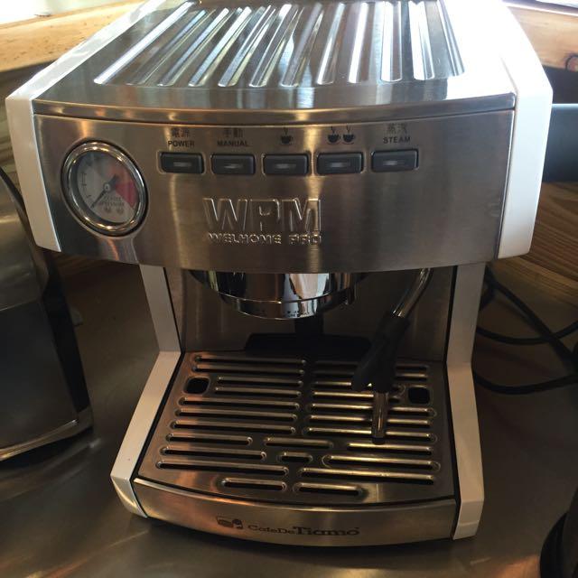 半自動 咖啡機 入門 新手