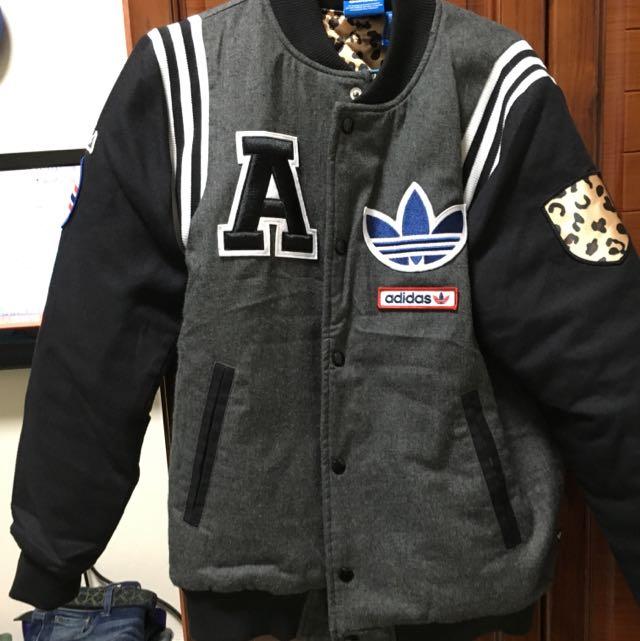 Adidas 限量棒球外套  極少量尺寸Xs