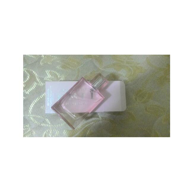 Burberry粉紅風格女性淡香水