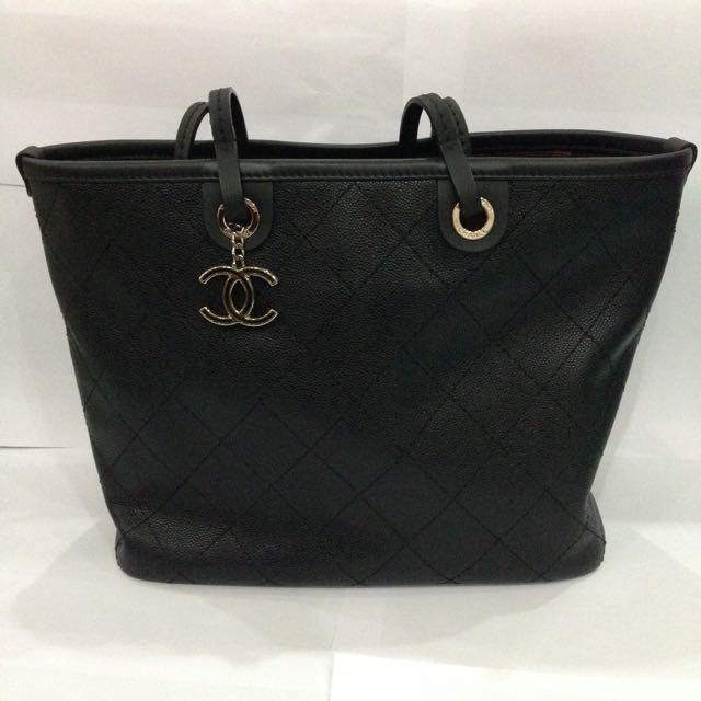 1e49c19a1fc0 Chanel Shopping Fever Tote Bag, Luxury on Carousell
