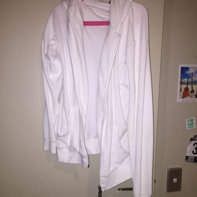 Cute White Jacket