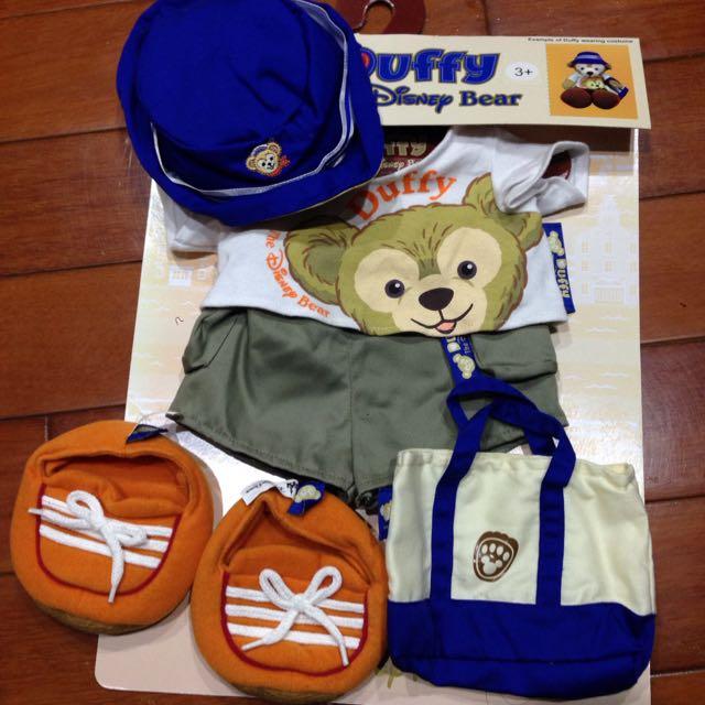 (保留中)Duffy 衣服 香港迪士尼 達菲