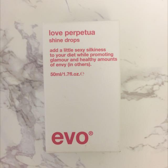 Evo Love Perpetual Shine Drops