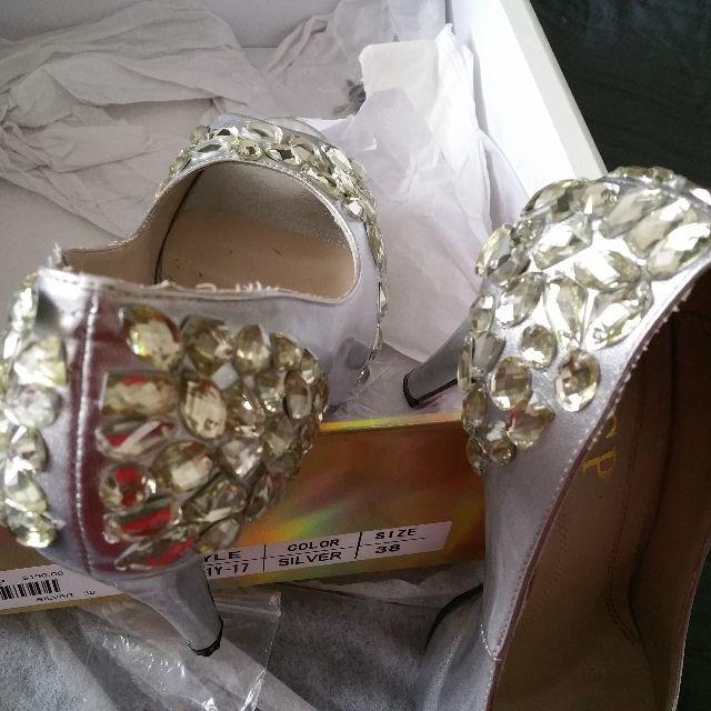 Gasp Heels size 38