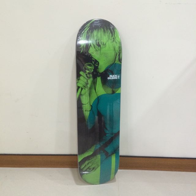 Girl Skateboard Deck 8 Blondie 板身 滑板 全新