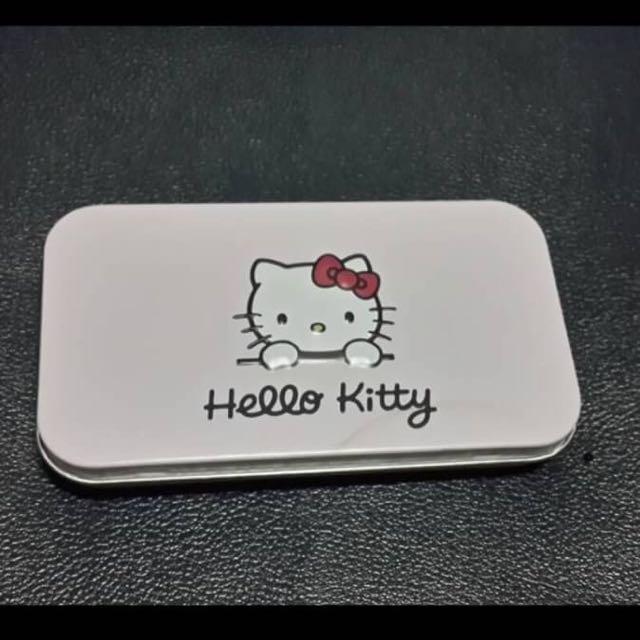 Kitty 化妝刷具組