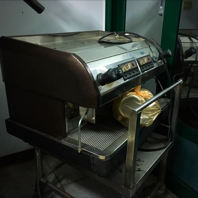 KLUB 半自動雙孔咖啡機(220v)