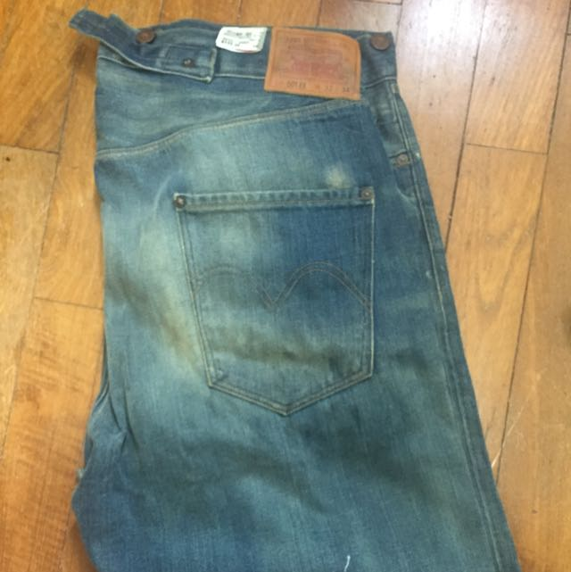 b3371919 Levis LVC 1890 Limited, Men's Fashion on Carousell