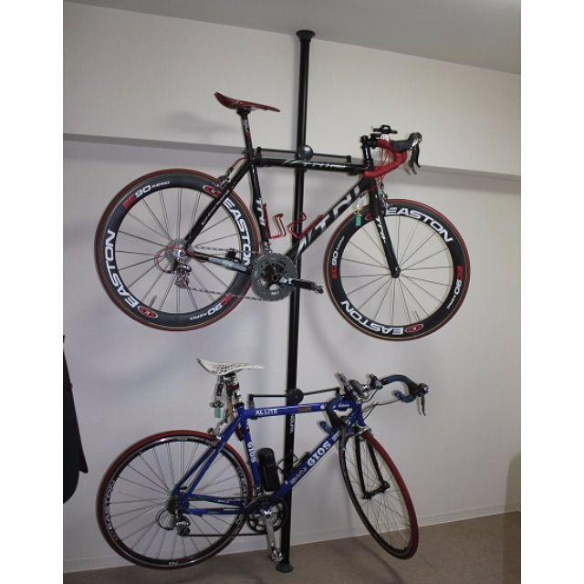 Minoura Bike Tower (Floor to Ceiling Bike Storage / Display Stand)