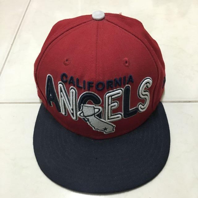 NEW ERA 紅黑帽