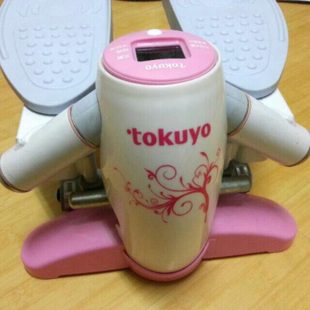 二手良品)TOKUYO內向搖擺踏步機TU-160PP