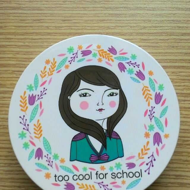 Too Cool For School BB霜粉餅