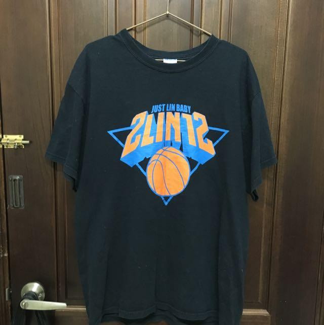 林書豪T-shirt