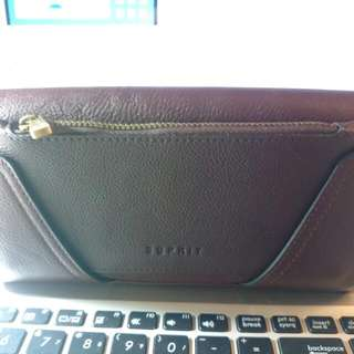 Reserved ~ Brand New Espirit Ladies Long Purse/Wallet