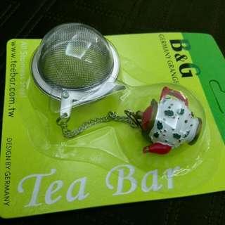造型 濾茶球