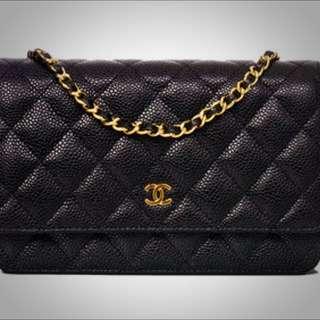 Chanel Caviar Wallet On Chain Ghw                  Hermes Prada Gucci Goyard Cartier Rolex Louis Vuitton Asos Zara Topshop Forever 21 Three Floor Mango Celine Coach Lovisa Mds Love Bonito