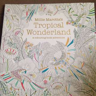 Now $5 NEW - Colouring Book