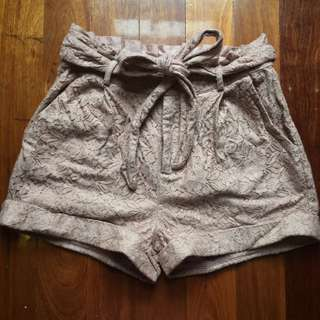 Forever New High waisted Shorts