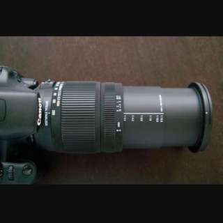 Cheapest In Carousell!! Sigma 18-250mm For Canon Mount