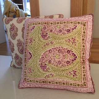 Two Luxury Pillows (small size)
