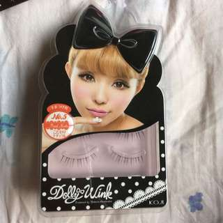 Dolly Wink False Bottom Lashes Style No.5
