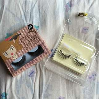 False Lashes From Japan