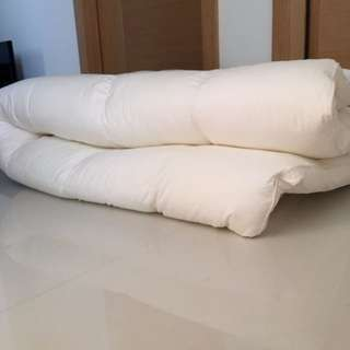 Very Comfortable Mattress Pad - CLEAN - 152x190x5cm