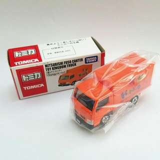 Tomica Mitsubishi Fuso Canter Toy Kingdom Truck (Philippine Market) (2 of 3)