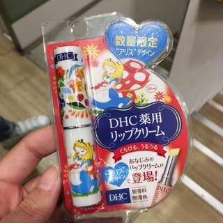 DHC 最新 愛麗絲 護唇膏