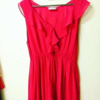 Pink Dress 👗