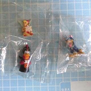 Disney Miniature Figures