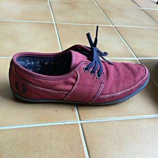 🚚 Fred Perry Shoes
