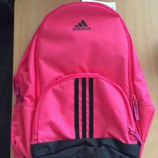 (pending) Bagpack (Adidas) Pink