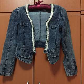 Pretty Denim Jacket