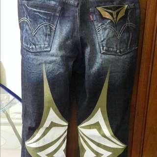 LEVIS 517 限量褲型 日本製 W34L33