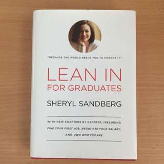 Lean In (Hard Cover)