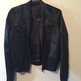 WRANGLER Black Size 10 Jacket