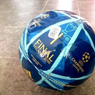 Brand New Uefa Champions League Adidas Soccer Ball