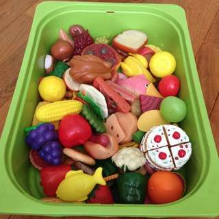 Toy Food Items