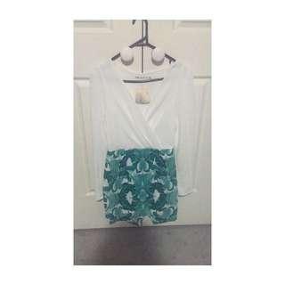 BNWT size 10 stelly dress!