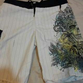 Quicksilver Limited Edition Kraken Boardshorts