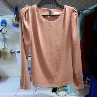 Korean Long Sleeve Shirt