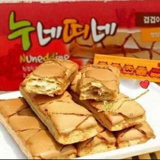 韓國🇰🇷千層酥餅