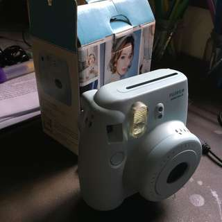 Fuji Film Instax Mini 8 blue