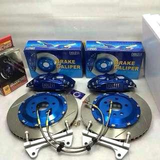 Endless 6 Pistons Brake Kit