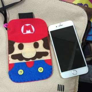手機包 手工縫製
