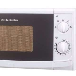 Electrolux EMM2001W 20L Microwave Oven-White - LIKE NEW