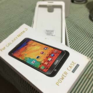 Power Case For Samsung Galaxy Note 3